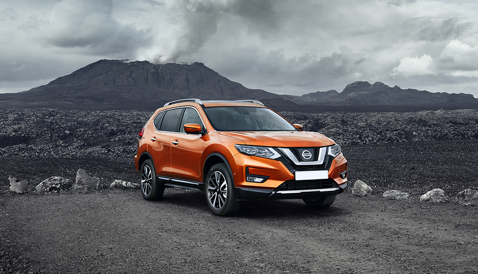 The new Nissan X-Trail has arrived