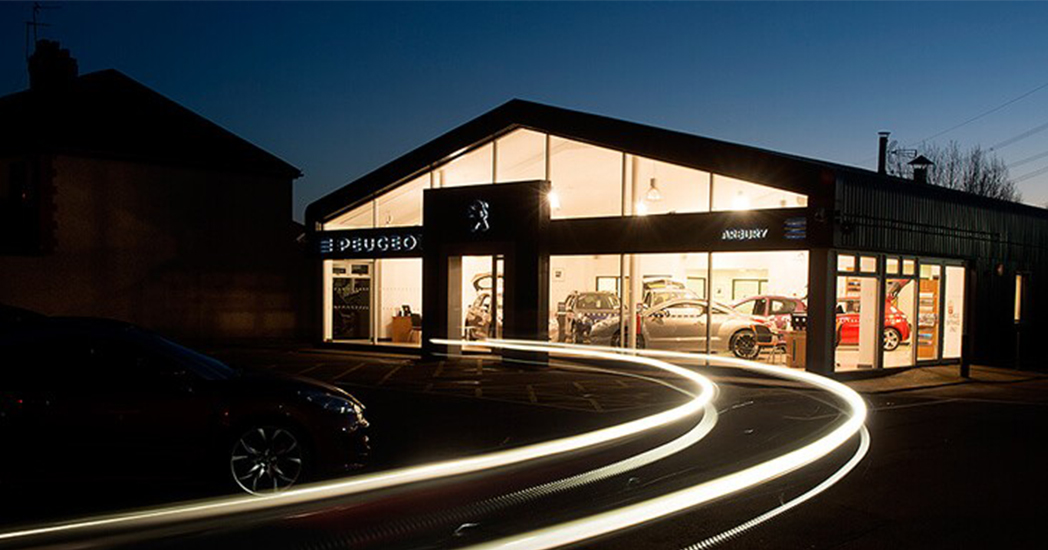 Arbury officially Peugeot top dealer group in the UK for customer satisfaction